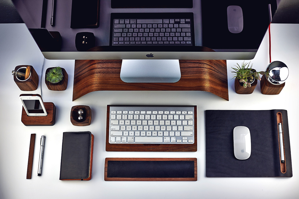 Grovemade Desk Collection Walnut Anders Nor 233 N